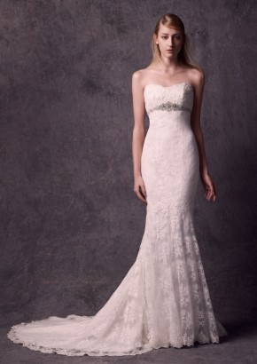 LM by Lusan Mandingus Wedding Dress / LM by Lusan Mandingus 婚紗 - LMR Weddings