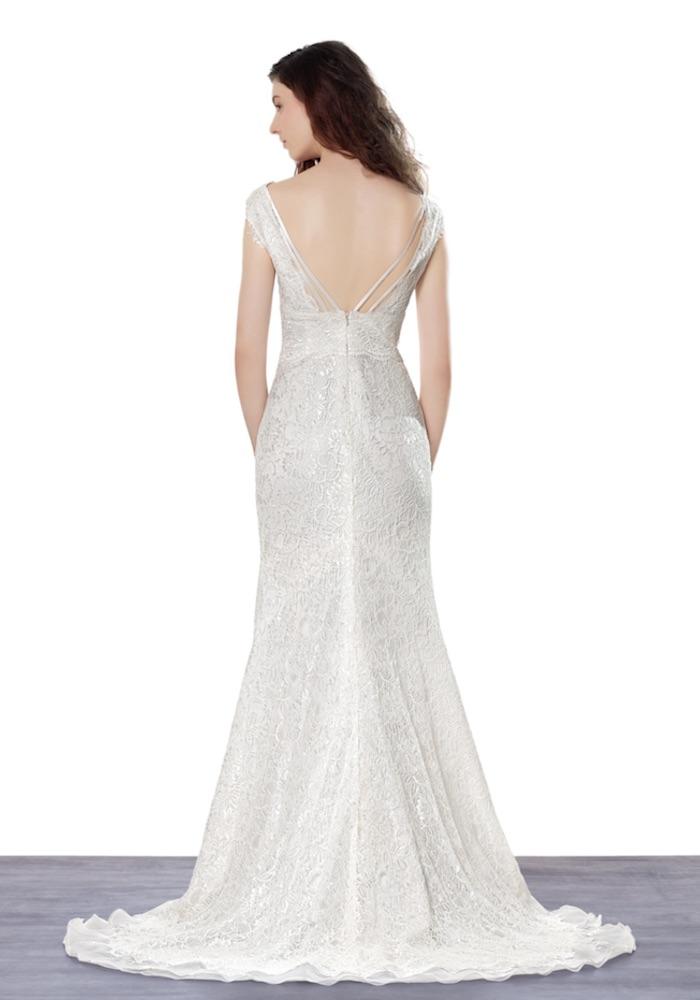LM by Lusan Mandingus Wedding Dress / LM by Lusan Mandingus 婚紗 - LMR Weddings