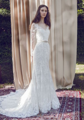 LM By Lusan Mandongus Wedding Dress - lm12312