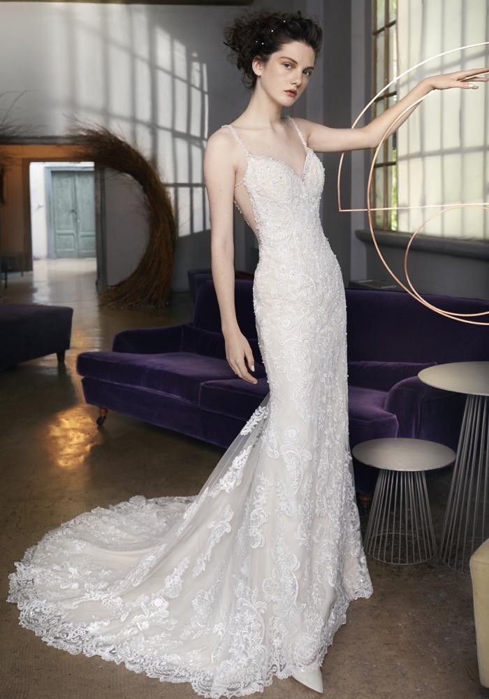 Sexy Mermaid Wedding Dresses 2018