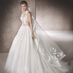 Wedding dress rental, 租婚紗 | San Patrick Wedding dress/ San Patrick 婚紗