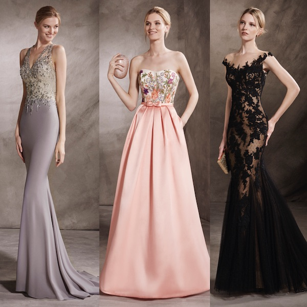 Evening Wear For Weddings: Wedding Dress, Evening Gown, Qi Pao
