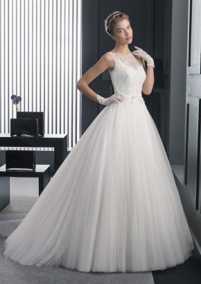 Rosa Clara Wedding Dress / Rosa Clara 婚紗 - LMR Weddings