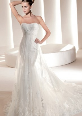 La Sposa Wedding Dress / La Sposa 婚紗系列 - LMR Weddings