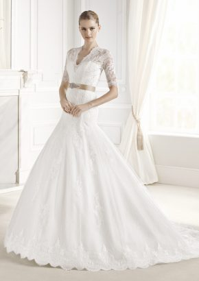 La Sposa wedding dress/ La Sposa 婚紗