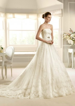 Pronovias Wedding Dress / Pronovias 婚紗系列 - LMR Weddings
