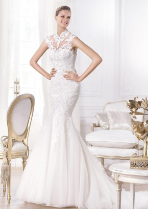Pronovias Wedding Dress / Pronovias 婚紗 - LMR Weddings