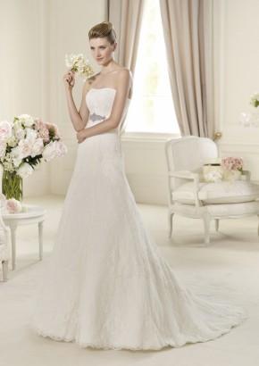 Pronovias Wedding Dress / Pronovias 婚紗 - LMR Weddings