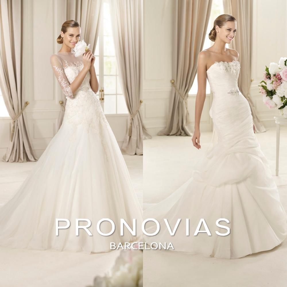 Wedding Gown Hong Kong: Pronovias – Hong Kong