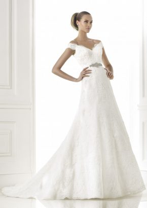 Pronovias wedding dress / Pronovias 婚紗
