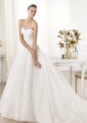 Pronovias Wedding Dress - LMR Weddings1a