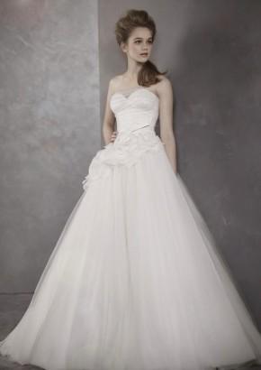 White By Vera Wang Wedding Dress / White By Vera Wang 婚紗系列 - LMR Weddings