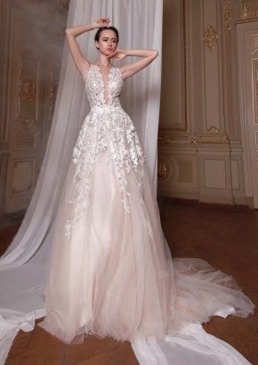 iryna-kotapska-embroidered-flowers-plunging-neckline-princess-wedding-dress_01