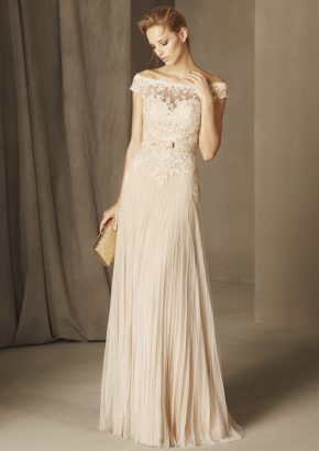pronovias-BELMEZ-lace-embroidered-light-beige-evening-dress_01