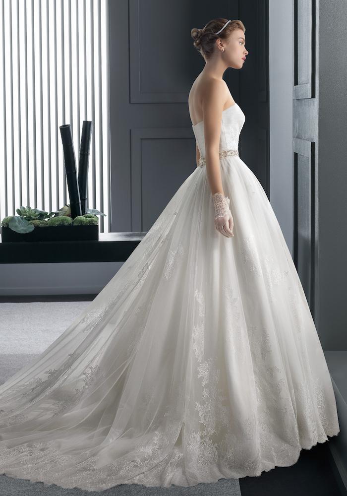 Wedding dress rental, 租婚紗 | Rosa Clara Wedding dress/ Rosa Clara 婚紗