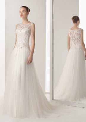 Wedding dress rental, 租婚紗 | Rosa Clara Wedding dress/ Rosa Clara 婚紗