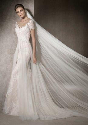 Wedding dress rental, 租婚紗 | 2017 San Patrick Wedding dress/ 2017 San Patrick 婚紗