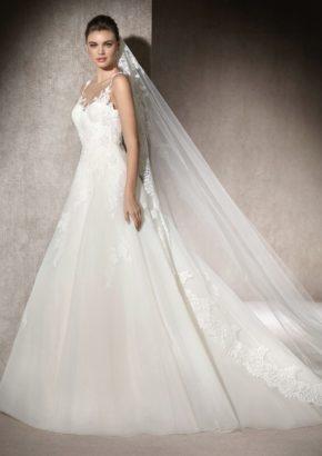 Wedding dress rental, 租婚紗   2017 San Patrick Wedding dress/ 2017 San Patrick 婚紗