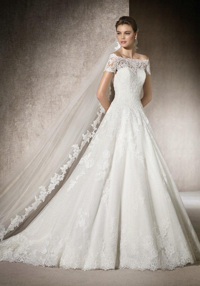 San Patrick Wedding Dresses Prices