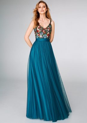 st-patrick-2019-cocktail-collection-8375-floral-embroidered-flowy-tulle-evening-dress-01