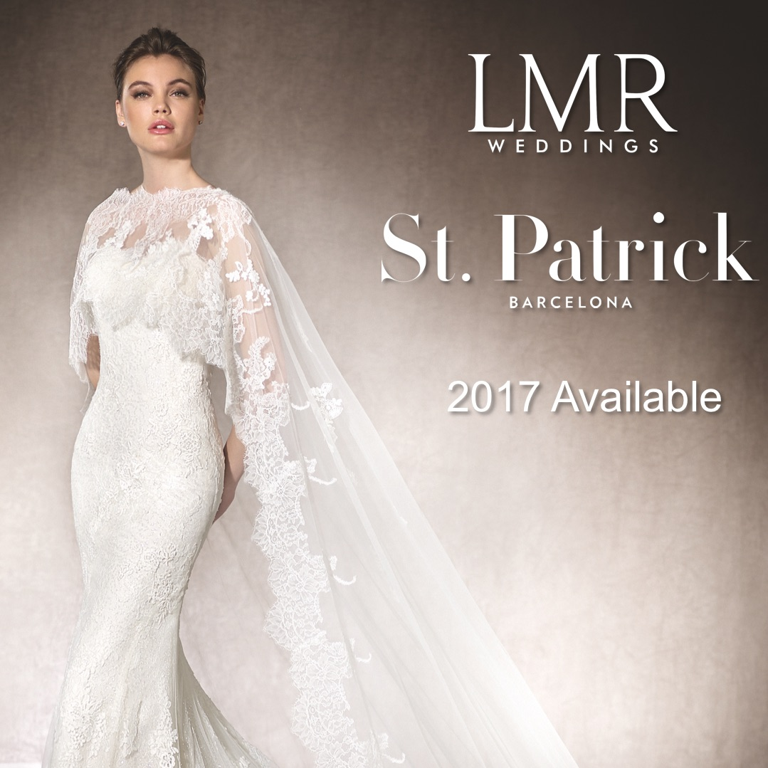 Wedding dress rental, 租婚紗 | 2017 San Patrick Wedding dress/ 2017 San Patrick 婚紗