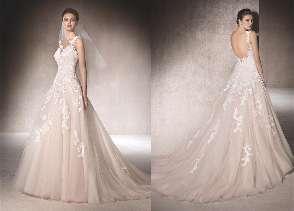 San Patrick wedding dress 2017 collection/San Patrick 2017 婚紗系列 | LMR Weddings