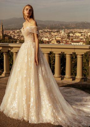 mistrelli-PILAR-sequined-off-shoulder-princess-wedding-dress_01