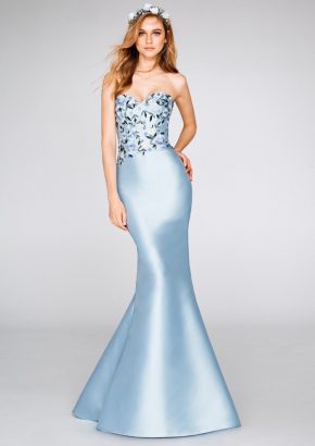 st-patrick-2019-8377-strapless-neckline-mermaid-evening-gown-mikado-satin-with-floral-embroidery-01
